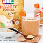 Peanut Carrot Smoothie
