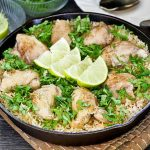Cilantro Lime Chicken Rice