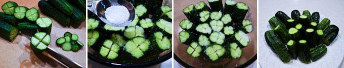 Stuffed Cucumber Kimchi-7