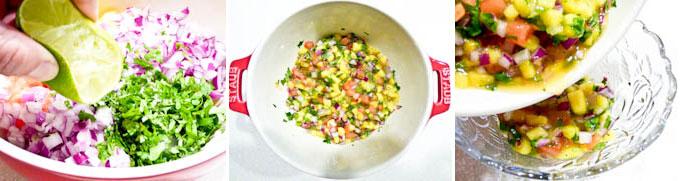 Mango Peach Salsa-7