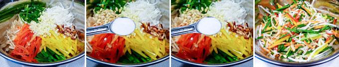 Baek Kimchi (White Kimchi)-17