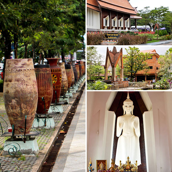 Thailand Sojourn Part 1 - highlights of the beginning of my visit to Bangkok and Nakhon Rachasima (a.k.a. Korat) complete with two market tours. | RotiNRice.com