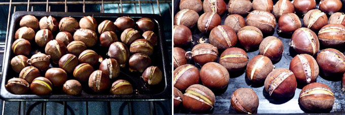 Oven Roasted Chestnuts-1