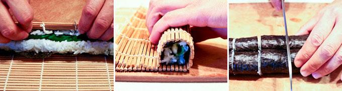 Hosomaki – Thin Sushi Rolls-11