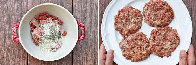 Hot Cheesy Meat Patty Sandwich-15