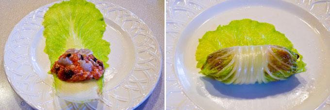 Money Bag Dumplings and Cabbage Rolls-11
