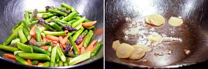 Chicken Asparagus Stir Fry-8
