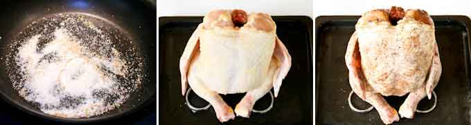 Chinese Five-Spice Roast Chicken-7