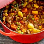 Hearty Beef Stew and IFBC 2017